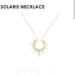 Xio solaris necklace
